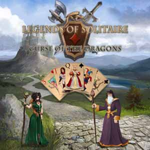 Acheter Legends of Solitaire Curse of the Dragons Clé Cd Comparateur Prix
