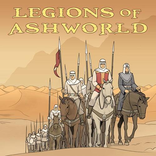 Acheter Legions of Ashworld Clé Cd Comparateur Prix