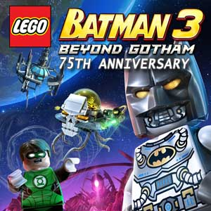 LEGO Batman 3 Beyond Gotham Batman 75th Anniversary