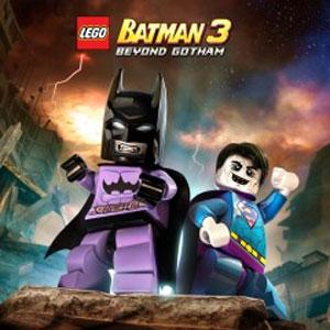LEGO Batman 3 Beyond Gotham Bizarro World Pack