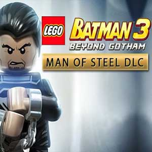 Acheter LEGO Batman 3 Beyond Gotham Man of Steel Clé Cd Comparateur Prix