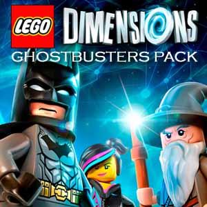 Acheter LEGO Dimensions Ghostbusters Pack Clé Cd Comparateur Prix