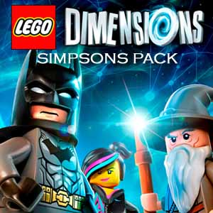 LEGO Dimensions Simpsons Pack