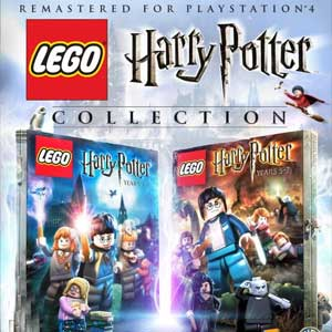 Telecharger LEGO Harry Potter Collection PS4 code Comparateur Prix