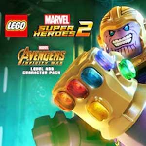 Acheter LEGO MARVEL Super Heroes 2 Marvel's Avengers Infinity War Movie Level Pack Clé CD Comparateur Prix