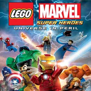Acheter LEGO Marvel Super Heroes Universe in Peril Nintendo 3DS Download Code Comparateur Prix