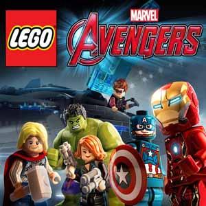 Acheter Lego Marvels Avengers Xbox 360 Code Comparateur Prix