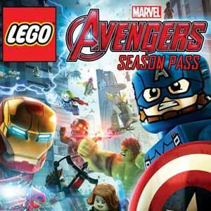 Acheter LEGO Marvels Avengers Season Pass Clé Cd Comparateur Prix