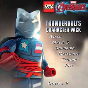 LEGO Marvels Avengers Thunderbolts Character Pack