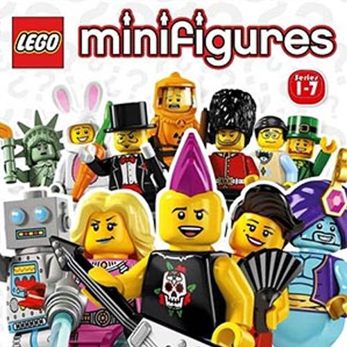 Acheter LEGO Minifigures Online Awesome Pack Clé Cd Comparateur Prix