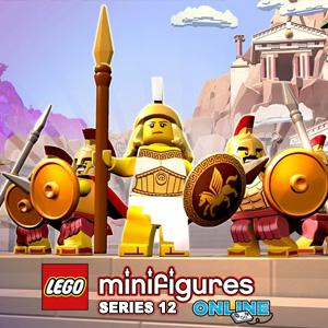 Acheter Lego Minifigures Online Series 12 Complete Pack Clé Cd Comparateur Prix