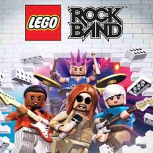 Acheter LEGO Rock Band Xbox 360 Code Comparateur Prix