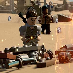 LEGO Star Wars The Force Awakens Construction