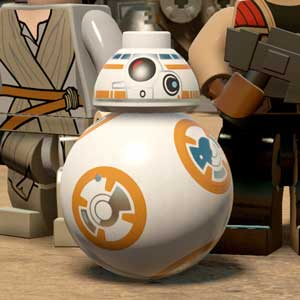 LEGO Star Wars The Force Awakens Personnages