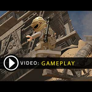 LEGO Star Wars The Force Awakens Gameplay Video