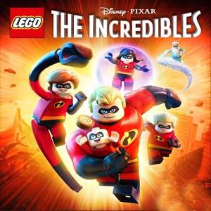 Acheter LEGO The Incredibles Clé CD Comparateur Prix