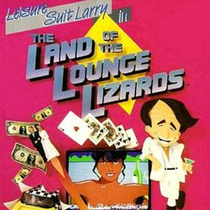 Leisure Suit Larry 1 In the Land of the Lounge Lizards