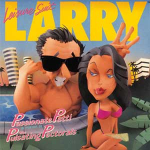 Leisure Suit Larry 3 Passionate Patti in Pursuit of the Pulsating Pectorals
