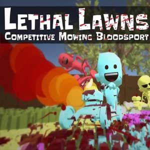 Lethal Lawns Competitive Mowing Bloodsport