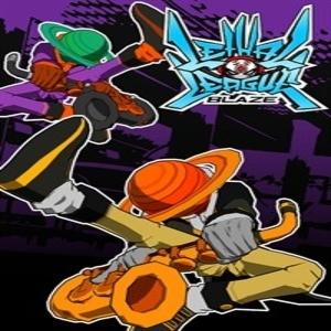 Lethal League Blaze Galileo the Funky Saxman Outfit for Candyman