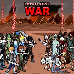 Acheter Lethal RPG War Clé Cd Comparateur Prix