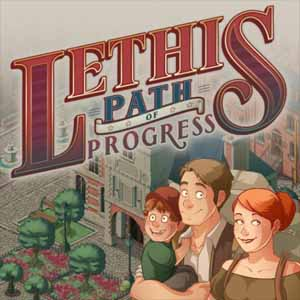 Acheter Lethis Path of Progress Clé Cd Comparateur Prix