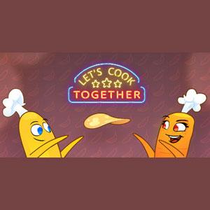 Acheter Let's Cook Together Clé CD Comparateur Prix
