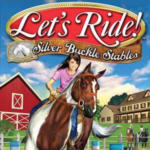 Acheter Lets Ride Silver Buckle Stables Clé Cd Comparateur Prix
