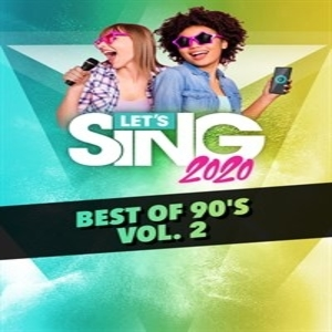 Lets Sing 2020 Best of 90s Vol. 2 Song Pack
