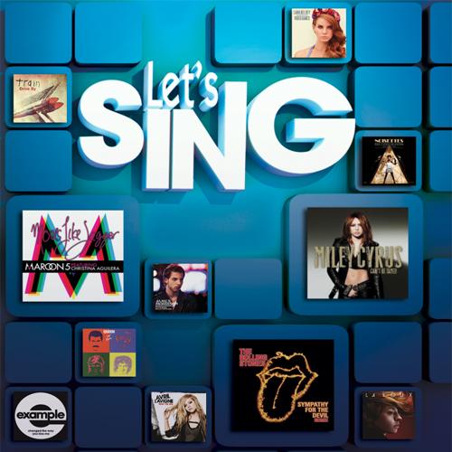 Acheter Lets Sing Clé Cd Comparateur Prix