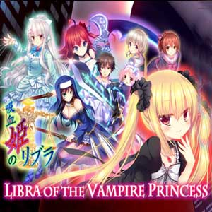 Libra of the Vampire Princess