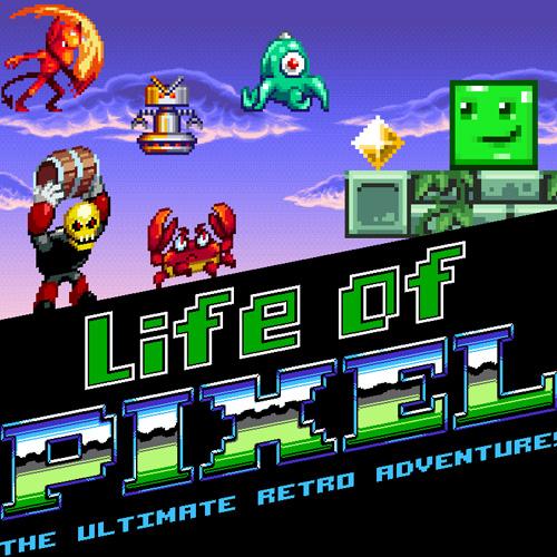 Acheter Life of Pixel Clé Cd Comparateur Prix