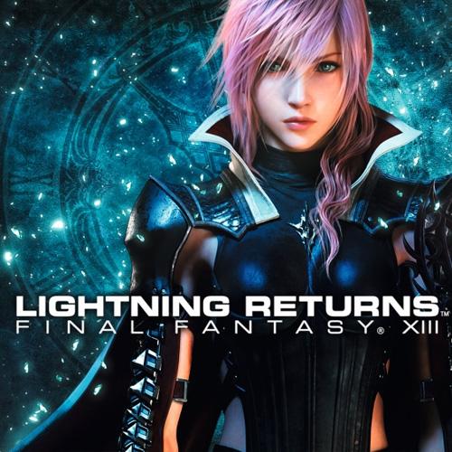 Lightning Returns Final Fantasy 13 Shogun Set