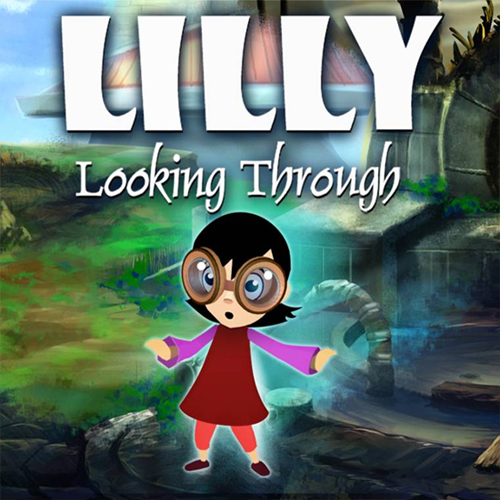 Lilly Looking Through