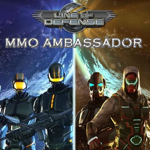 Acheter Line of Defense MMO Ambassador Clé Cd Comparateur Prix