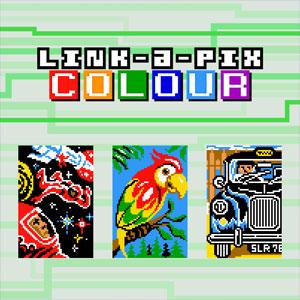 Link-a-Pix Colour
