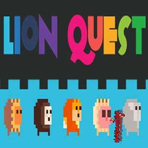 Acheter Lion Quest Clé Cd Comparateur Prix