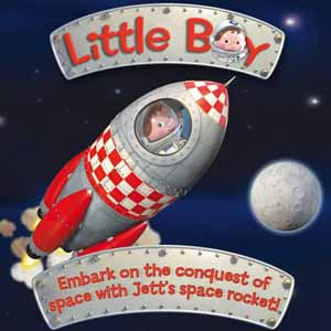 Acheter Little Boy Jetts Space Rocket The Game Clé Cd Comparateur Prix