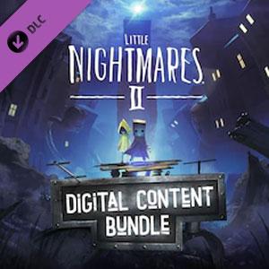 Little Nightmares 2 Deluxe Bundle
