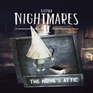 Acheter Little Nightmares 2 The Nome's Attic Xbox Series Comparateur Prix