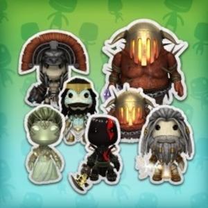 Acheter LittleBigPlanet 3 God of War 3 Costume Pack PS4 Comparateur Prix