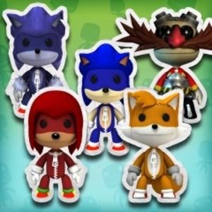 Acheter LittleBigPlanet Sonic The Hedgehog Costume Kit PS4 Comparateur Prix
