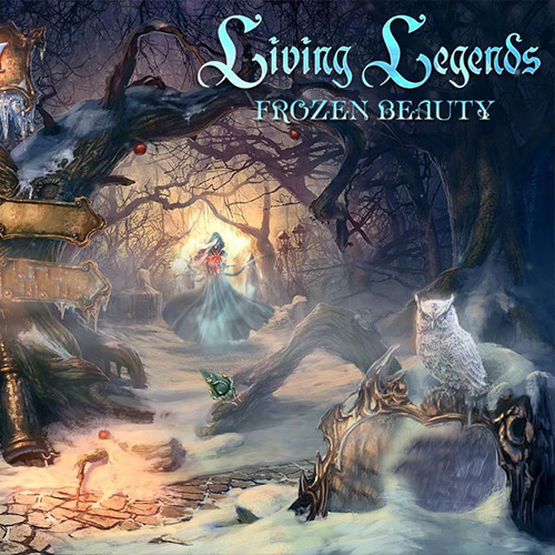 Acheter Living Legends Frozen Beauty Clé Cd Comparateur Prix