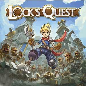 Telecharger Locks Quest PS4 code Comparateur Prix