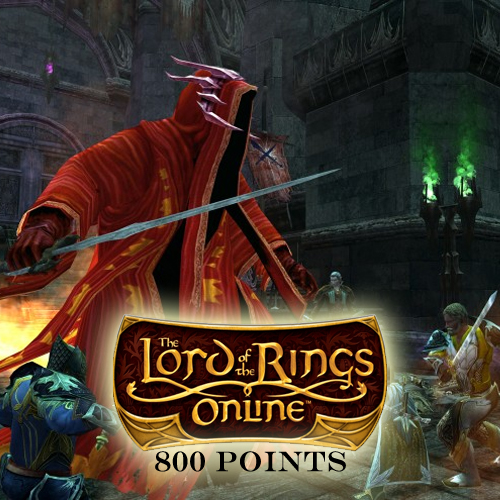 Lord of the Rings Online 800 Turbine Jours
