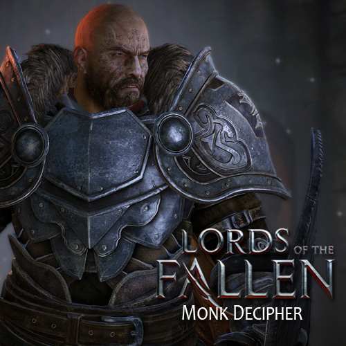 Acheter Lords of the Fallen Monk Decipher Clé Cd Comparateur Prix