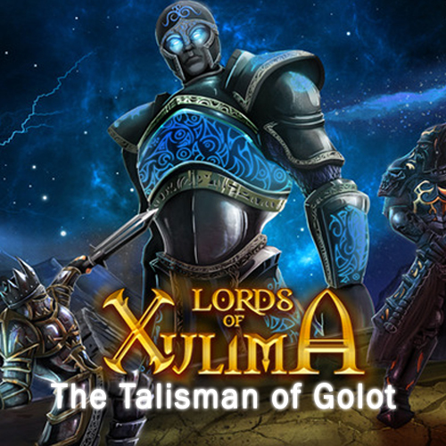Lords of Xulima The Talisman of Golot Edition