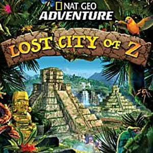 Acheter Lost City of Z Clé Cd Comparateur Prix