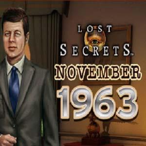 Acheter Lost Secrets November 1963 Clé Cd Comparateur Prix
