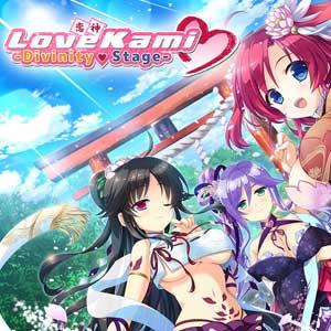 LoveKami Divinity Stage
